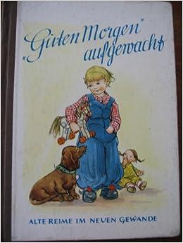 Guten Morgen Aufgewacht Amazonde Veronika Fritsche Bücher