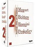 Festival D'Aix-En-Provence 2 [4 DVDs] [Alemania]