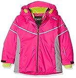 CMP Mädchen Skijacke, Hot Pink, 128
