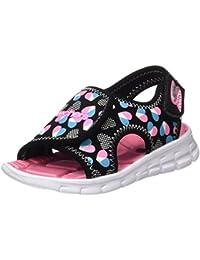 Skechers Synergize, Heels Sandals para Niñas