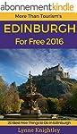 Edinburgh for Free 2016 Travel Guide...