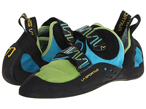 La Sportiva scarpe da arrampicata Katana Verdi/Blu (41)