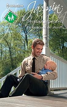 En los brazos del sheriff (Jazmín) de [Carpenter, Teresa]
