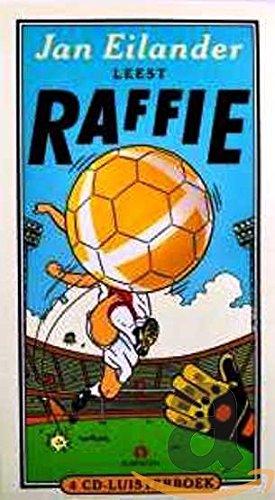 Raffie / druk 1: Cd luisterboek Jan Eilander leest Raffie (Vans-junioren)
