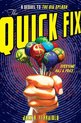 book cover of The Quick Fix