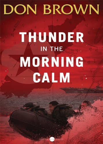Thunder in the Morning Calm (Pacific Rim Series Book 1) (English Edition)