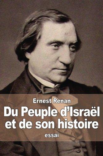 Du Peuple d'Israël et de son histoire