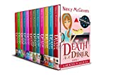 A Murder In Milburn, The Complete Series: 12 Book Box Set With Delicious Recipes