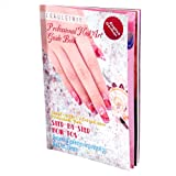 Nail art Gel Design English Guide DIY Book New Step by Step instruction