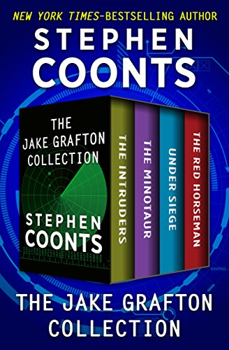 The Jake Grafton Collection: The Intruders, The Minotaur, Under ...