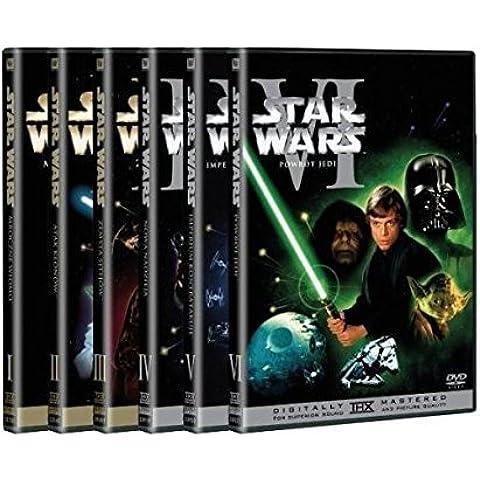 Star Wars: The Complete Saga - Episodes I-VI [6DVD] [Region 2] (English audio. English subtitles) by Richard