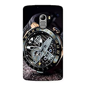 NEO WORLD Premium Watch Cool Print Back Case Cover for Lenovo K4 Note