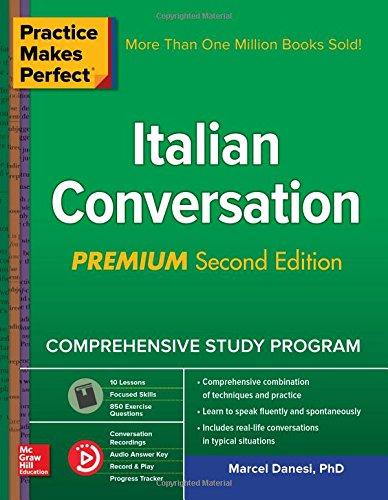 Practice Makes Perfect Italian Conversation