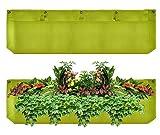 Perché crescere quando puoi crescere. Giardinaggio Giardino verticale è l' ultima innovazione in casa. Passare noioso vasi da giardino-Prendi un kit da invigorated vita e rendono la scelta smart giardinaggio giardino verticale per il vostro giardin...