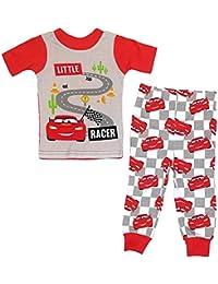huge selection of 576f2 13e8f Disney Pixar Lightning McQueen Little Racer Baby Boys Set 2 Pezzi Pigiama  (9 Mesi)