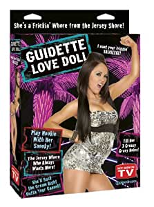 Pipedream Poupée Gonflable Guidette