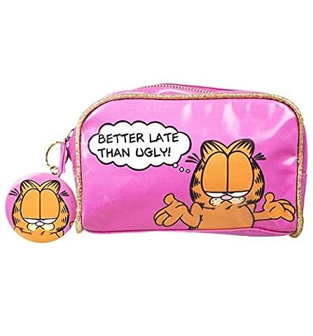 Garfield Better Late Than Ugly Kulturbeutel