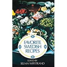 Favourite Swedish Recipes (Dover Cookbook Series)