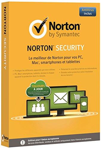 Norton by Symantec PC, Mac, Smartphones, Tablettes Französisch Q Smartphones