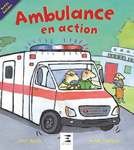 Ambulance en action !