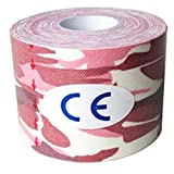 Forberesten Kinesiology Tape, Waterproof Therapeutic and Sports Injury Tape