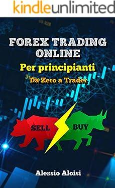 Forex Trading Online - Da Zero a Trader: guida completa per principianti, analisi tecnica e strategia intraday (senza illusioni di profitto facile)