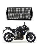 MT 07 Motociclo Dell'acciaio Inossidabile Griglia per il Radiatore Acque /Olio per Yamaha MT07 MT 07 MT-07 2013 2014 2015 2016 2017 (Vendite di Bundle: Copertura Parabrezza Sconto del 6%)