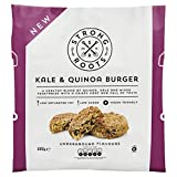 STRONG ROOTS Kale and Quinoa Burger, 450 g (Frozen)