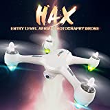 Cewaal NEW X3 Drone with 1080P Camera and GPS Return Home,Brushless Motor WIFI Real Time Transmission,CE Certification,One Key Return Geomagnetic Correction Aerial Drone for Adults from Cewaal