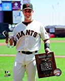 Best Rookie Players - Buster Posey with the 2010 Rookie Of the Review