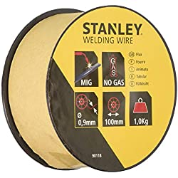 Stanley 460628 Bobine fil fourré No Gaz Diamètre 0,9 mm