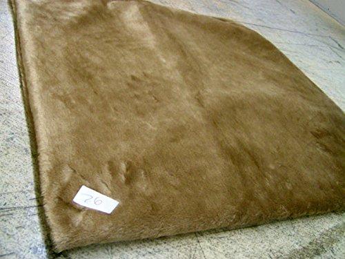 KosiPet® Selbstheizende Thermo Luxuxhaustier-Hunde & Katze-Matten mit Faserkissen und Wärmedämmung. In 2 Größen in verschiedenen Farben erhältlich (LARGE, MID BROWN FUR)