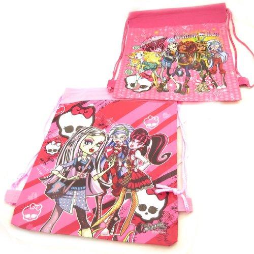 2 bolsas de piscina 'Monster High'subió.