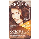 Revlon Colorsilk Haircolor Medium Golden Chestnut Brown 46 - 1 Ea, 2 Pack