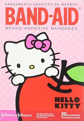 Pflaster Kinder Pflasterverband, Hello Kitty-je 20 - Hello Kitty Pflaster