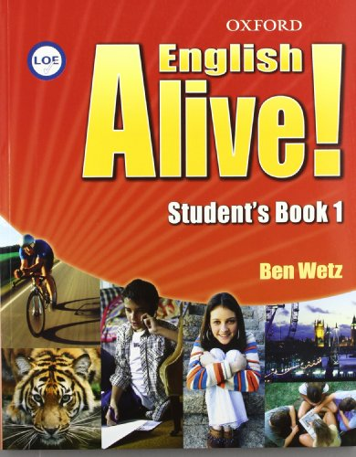 English Alive! 1: Student's Book Pack - 9780194710817