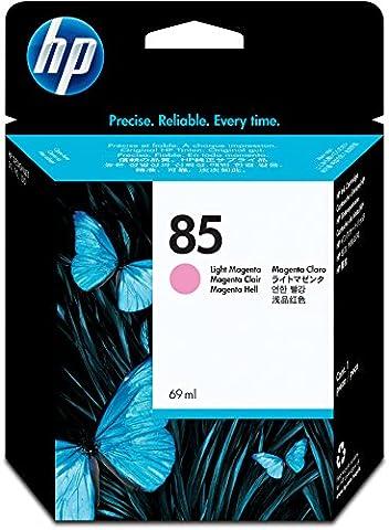 HP Original 85 Light Magenta Ink Cartridge (C9429A)