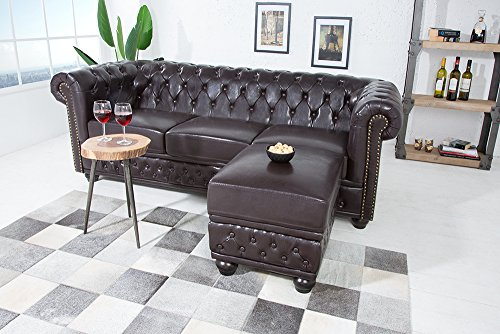 Edles Chesterfield 3er Sofa-180921144822