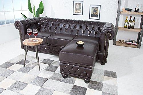 Edles Chesterfield 3er Sofa-180921144822