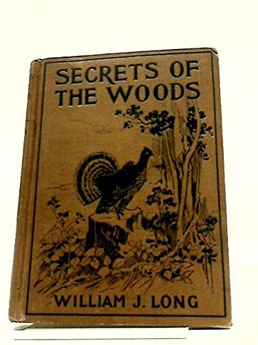 Secrets Of The Woods: Wood Folk Series Book Three
