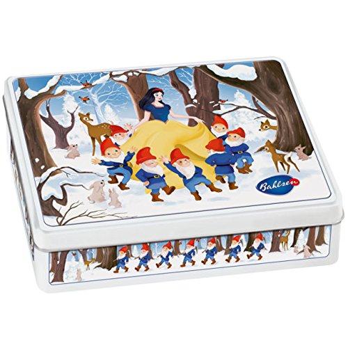 Preisvergleich Produktbild Bahlsen Weihnachsdose Schneewittchen Edition Dose 300g