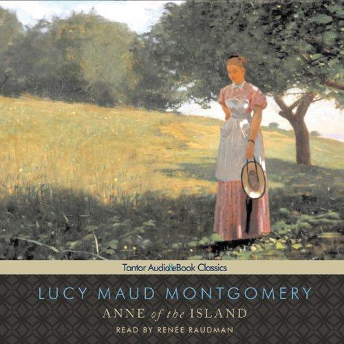 Anne of the Island  Audiolibri
