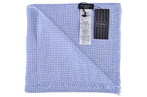 ermenegildo-zegna-scarf-blue-linen-cashmere-silk-200-cm-x-86-cm