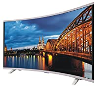 "Tv Led 55"" Akai Curve Ctv550t2s2 Italia Black"