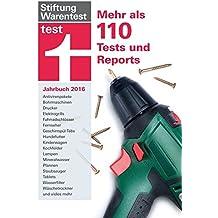 test Jahrbuch 2016: Mehr als 110 Tests und Reports