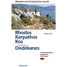 WALKING THE RHODES, KARPATHOS, KOS, SOUTHERN DODECANESE