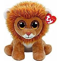 Ty - Beanie Babies Louie, león, 40 cm (United Labels Ibérica ...