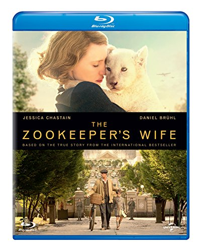 Price comparison product image The Zookeeper's Wife BD + digital download [Blu-ray] [2017]