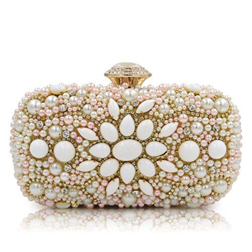 Strawberryer Sac à Diamants En Pierres Précieuses Pyjamas De Haute Qualité En Perles En Perles En Perles En Dentelle a