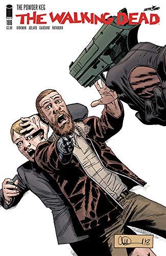 The Walking Dead #186 (English Edition)
